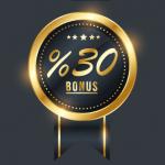%30 Hesap Taşıma Bonusu