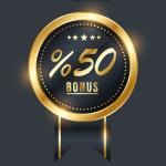 50% Bonus Promotions